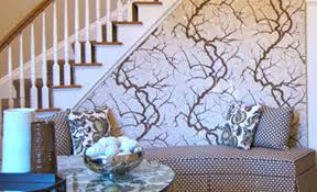 Small Picture Wallpaper Interior Fabrics Upholstery Store in NYC