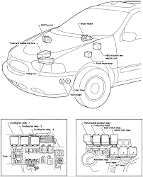 1999 nissan quest fuse diagram 1999 image wiring 1999 nissan quest which fuse controls the horn periodically on 1999 nissan quest fuse diagram