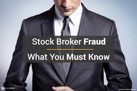 Stock Broker Fraud - What You Must Know
