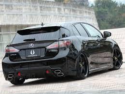 2018 lexus ct200h f sport. fine sport aimgain lexus ct200h zwa10 hybrid sports 3p aero set  atlanta ga japan  parts to 2018 lexus ct200h f sport