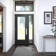 textured glass for your front door