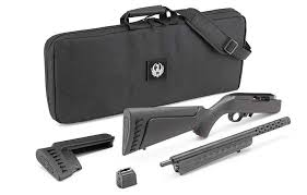 ruger takedown lite 10 22 included accessories