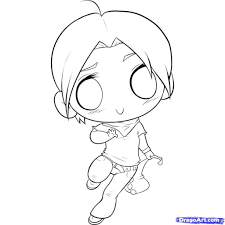 Chibi Anime Boy Coloring Pages Bltidm