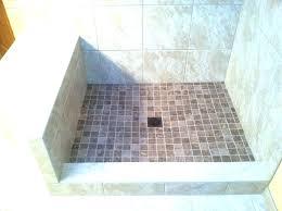 home depot shower pan kit shower base for tile custom shower pans bases base do it