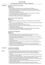 general maintenance resumes descargar doc general maintenance maintenance resume big