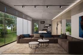 Interior Concepts Design House Interior Concepts Design For House In Almaty Denys Demeshonok