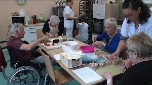 Dordogne Un Atelier De Cuisine Thérapeutique Dans Un Hôpital Près
