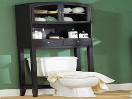 Over Toilet Storage Cabinet White Wicker Over The Toilet Cabinet Best Home Furniture Decoration