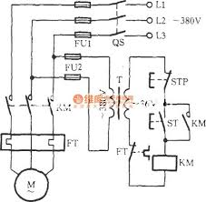 index 5 relay control control circuit circuit diagram three phase motor 36v low voltage control circuit