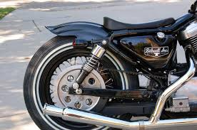 bobber rear fender