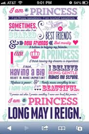 Commercial Quotes Stunning I Am A Princess Disney Commercial Quotes For A Little Girl's