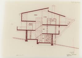 rose seidler house plan