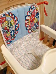 high chair seat cover diy chair seat covers diy86 chair