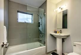 kohler bathtub glass doors