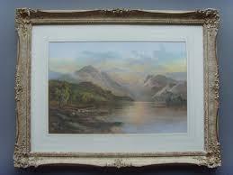 Antiques Atlas - Wendy Reeves B.1944 Pastel Highland Scene