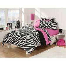 ... Astounding Girl Zebra Bedroom Decoration Design Ideas : Exciting Girl Zebra  Bedroom Decoration Using Pink Zebra ...