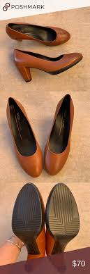 Ecco Danish Design Womens Ecco Shoes Ecco Danish Design Heels Color Brown Tan