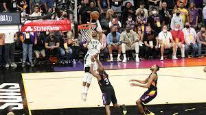 NBA Finals: Bucks rally past Suns, take 3-2 lead - CNN