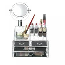 keep your beauty s in a tidy with lori greiner makeup organizer