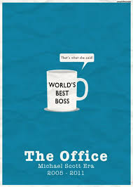 posters for office. The Office- Michael Scott Era Posters For Office