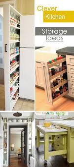Clever Kitchen Clever Kitchen Storage Ideas Hative