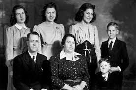 Sinton Family Trees - Details of Rev. Howard Herbert Chapman, Born 1902,  Died 1975