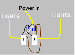 wiring diagram for multiple light switches images multiple lights to wire two light switches 2 lights one power supply diag