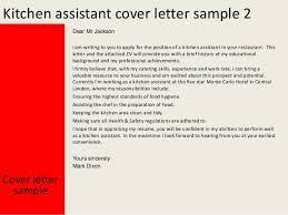 Cover Letter Kitchen Staff Rome Fontanacountryinn Com