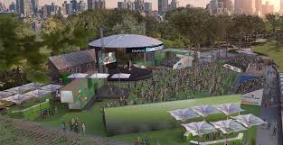 Summerstage Seating Chart Pollstar How A New Canopy Spurred Central Park