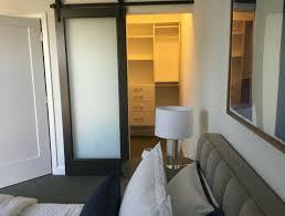 sliding barn door for accesible closet innovate home org accessiblecloset closetdoor