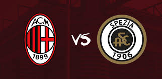 The history of matches of the teams totals 2 fights. Official Milan Vs Spezia Starting Xis Tonali And Brahim Diaz Start In Young Line Up