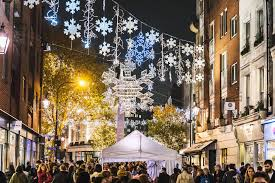 London Christmas Lights Switch On Date 2018 The Best Christmas Lights In London 2019 Cn Traveller