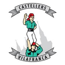 Resultat d'imatges de imatges dels castellers de vilafranca