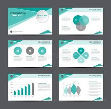 business presentation templates business presentation template design stock vector illustration of