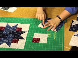 Quilting Quickly: Four-Patch Star Quilt - Star Patterns - YouTube ... & Quilting Quickly: Four-Patch Star Quilt - Star Patterns - YouTube |  Patchwork & Quilt | Pinterest | Star patterns, Star quilts and Patches Adamdwight.com