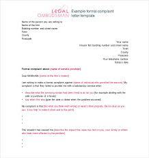 complaint letters templates hr templates premium  employee complaint letter pdf
