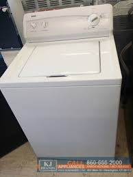kenmore 400 washer. kj brands - kenmore 400 series top load washer (white)