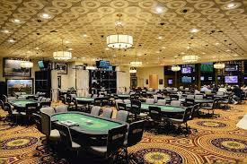 2 Poker Room Termewah di Vegas