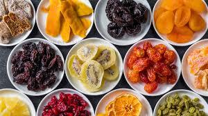بهترین میوه خشک ها برای لاغری - پوپونیک