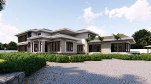 More Design Architects Private Villa For Mr Rahoomi Protenders