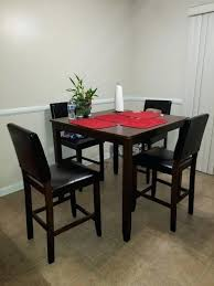 dark wood dining table and 4 chairs dark wood dining table 4 chairs dark wood dining table and 4 chairs