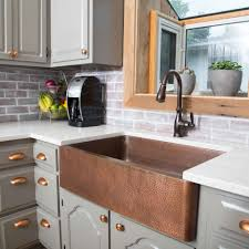 How To Care For Porcelain FixturesHow To Care For A Copper Kitchen Sink