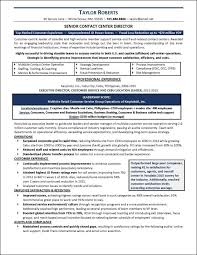 cover letter Resume Samples For All Professions And Levels Contact Center  Manager Resume Sample Pagepowerful resume