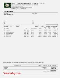 Invoice Template Word Simple Tax Invoice Template Word Doc Best Sales Tax Invoice Format In Excel