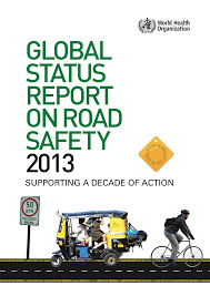 road safety bloomberg philanthropies global status report on road safety 2013