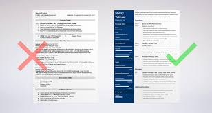 Pharmacy Technician Resume Guide With A Sample 20 Examples