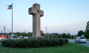 Image result for cross will stay scotus