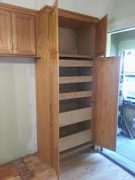 oak pantry metropolis inside cabinet designs 3