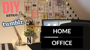 tumblr office. DIY // HOME OFFICE MURAL ARAMADO// DECORAR O ESCRITÓRIO COM 5\u20ac ( ESTILO TUMBLR) REGRESSO ÀS AULAS Tumblr Office I
