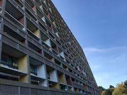 Ballade à La Cite Radieuse Du Corbusier à Reze Lactu De L